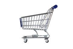 Carrinho de compras Foto de Stock