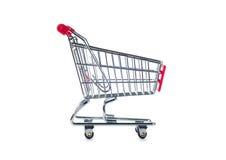 Carrinho de compras Imagem de Stock Royalty Free