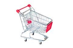 Carrinho de compras Fotografia de Stock Royalty Free