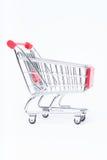 Carrinho de compras vazio Imagem de Stock Royalty Free