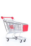 Carrinho de compras vazio Imagem de Stock