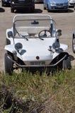 Carrinho de duna fora de estrada de Volkswagen do carro do vintage Imagens de Stock