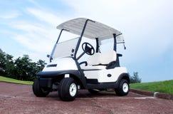 Carrinho de golfe Imagens de Stock Royalty Free