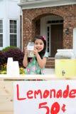 Carrinho de limonada Imagem de Stock Royalty Free