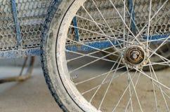 Carrinho de mão de roda Imagem de Stock
