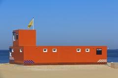 Carrinho do Lifeguard Imagem de Stock