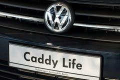 Carrito Life de Volkswagen foto de archivo libre de regalías