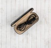 Carrito For Travel del cordón Fotos de archivo