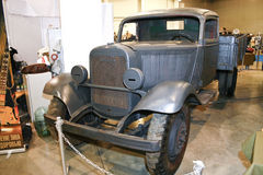 Carro 1935 del bombardeo de Opel Fotos de archivo libres de regalías