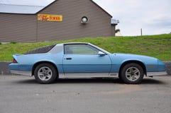 Carro 1988 do músculo de Chevrolet Camaro Fotografia de Stock Royalty Free