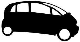 Carro ilustração do vetor
