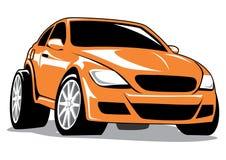 Carro ilustração royalty free