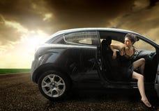 Carro Fotografia de Stock