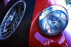Carro abstrato Fotos de Stock
