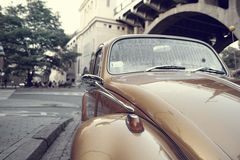 Carro alemão clássico Imagem de Stock Royalty Free
