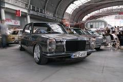 Carro alemão clássico Fotos de Stock Royalty Free