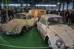 Carro alemão velho Fotos de Stock Royalty Free