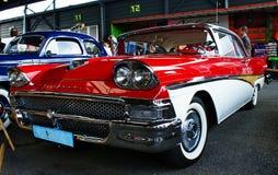 Carro americano Imagem de Stock