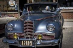 Carro americano 1946 do vintage foto de stock