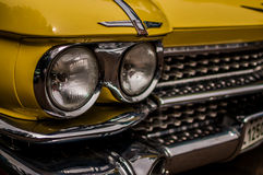 Carro americano Fotografia de Stock
