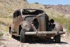 Carro americano clássico Fotos de Stock Royalty Free