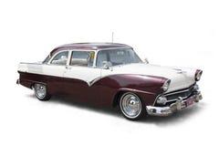 Carro americano clássico foto de stock royalty free