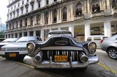 Carro americano clássico do vintage. 9 JULHO, 2010. Imagem de Stock Royalty Free