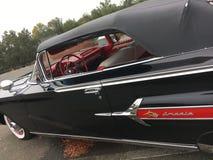 Carro americano clássico velho Imagens de Stock Royalty Free