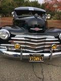 Carro americano clássico velho Imagem de Stock