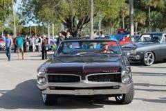 Carro americano clássico velho do músculo Fotografia de Stock