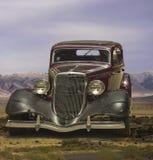 Carro americano do vintage fotos de stock royalty free