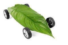 Carro amigável de Eco Imagem de Stock Royalty Free