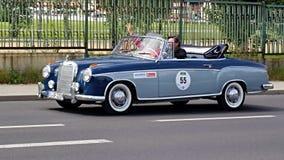 Carro antigo, clássico 2014 de Sachsen Imagens de Stock