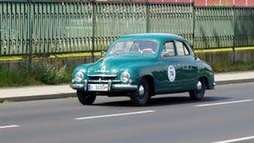 Carro antigo, clássico 2014 de Sachsen Imagem de Stock Royalty Free