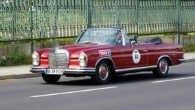 Carro antigo, clássico 2014 de Sachsen Fotografia de Stock Royalty Free