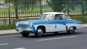 Carro antigo, clássico 2014 de Sachsen Foto de Stock Royalty Free