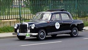 Carro antigo, clássico 2014 de Sachsen Fotografia de Stock