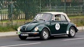 Carro antigo, clássico 2014 de Sachsen Foto de Stock