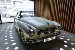 Carro antigo de Borgward Isabella Coupe imagens de stock royalty free