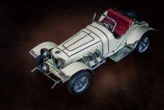 Carro antigo do brinquedo Imagens de Stock