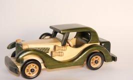 Carro antigo do brinquedo Fotografia de Stock