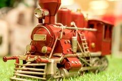 Carro antigo do brinquedo Imagem de Stock