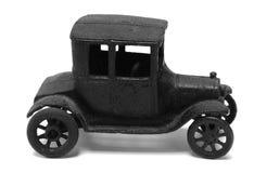 Carro antigo do brinquedo do ferro Imagem de Stock