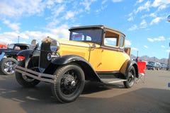 Carro antigo: Ford, modela A (1930) Foto de Stock Royalty Free