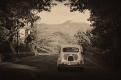 Carro antiquado Fotografia de Stock Royalty Free