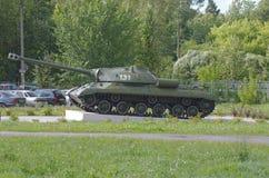 Carro armato IS-3 Fotografia Stock Libera da Diritti