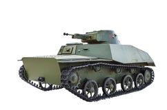 Carro armato anfibio leggero sovietico T-40 Immagini Stock Libere da Diritti