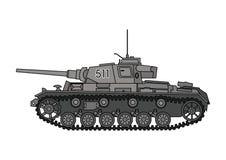 Carro armato del Soviet della seconda guerra mondiale Immagini Stock
