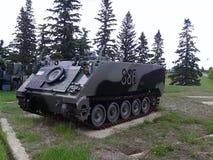 Carro armato del veicolo di sostegno Fotografia Stock