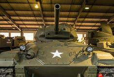 Carro armato della seconda guerra mondiale degli Stati Uniti fotografia stock